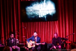 COMBO Songwriter showcase and awards at Hard Rock Cafe Denver