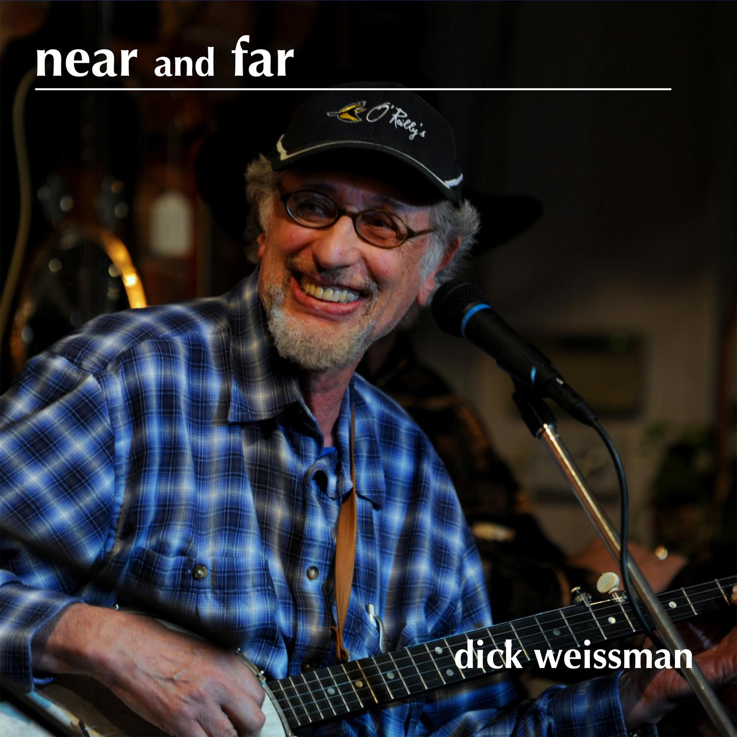 Harry Tuft and Dick Weissman Celebrate 50 Years of Music Making With Intimate Concert