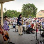 EVENTS: Denver's City Park Jazz w/Lannie Garrett, City Park, 17th & Elizabeth – 6-8:00 p.m.