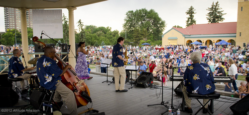 EVENTS:  City Park Jazz is a Treasure in Denver's Cultural Life