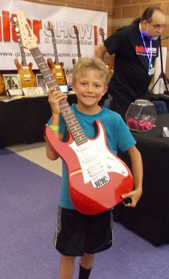 BUSINESS NEWS: The Colorado Guitar Show & Custom Luthier Expo – Saturday, June 24th