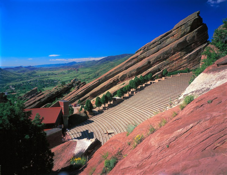 BUSINESS NEWS: Investor Sues Promoter Over Chaotic Red Rocks NYE Concert