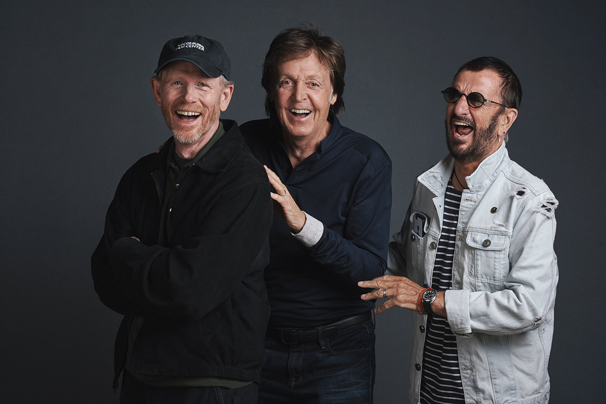 EVENTS: PBS to Air Ron Howard's 'The Beatles: Eight Days a Week' – November 28th
