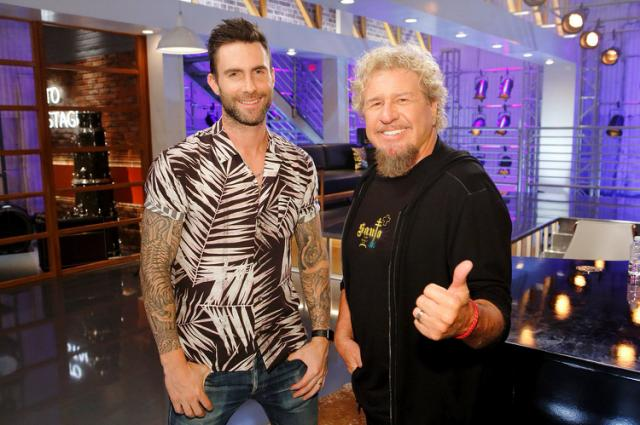 REPORTS: 'The Voice' Advisor Sammy Hagar Talks Rock, Respect, and David Lee Roth // This Bears Repeating: Warning Signs of Suicide 1-800-273-TALK
