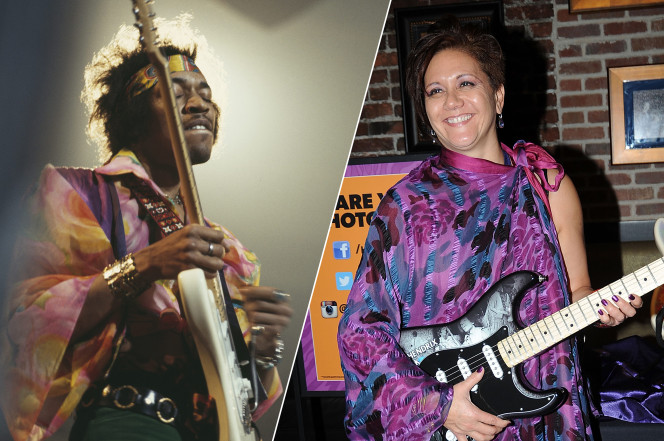 NEWS: Jimi Hendrix's Sister to be Sued by Ex-Bandmate Over Iconic Guitars