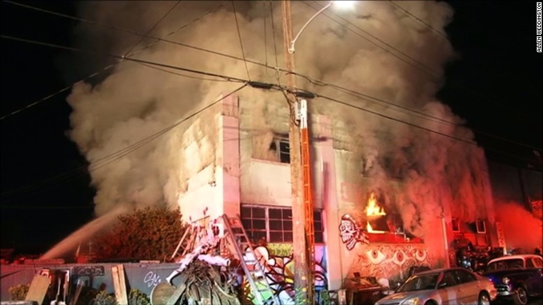 NEWS: Key Witness in Oakland's 'Ghost Ship' Fire Trial Dies Before He's Able to Testify