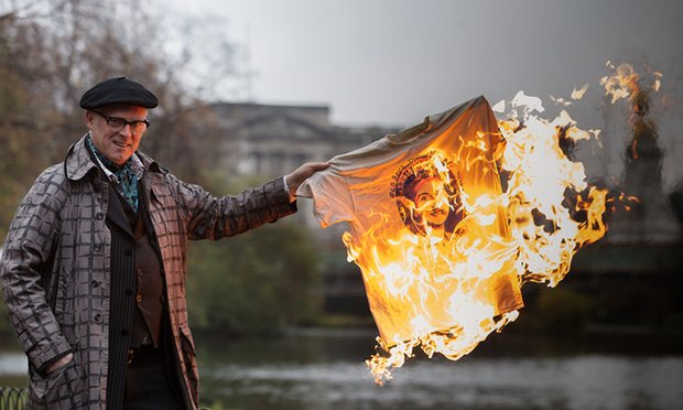 NEWS: 'Punk is a McDonald's Brand': Malcolm McLaren's Son on Burning £5m of Items