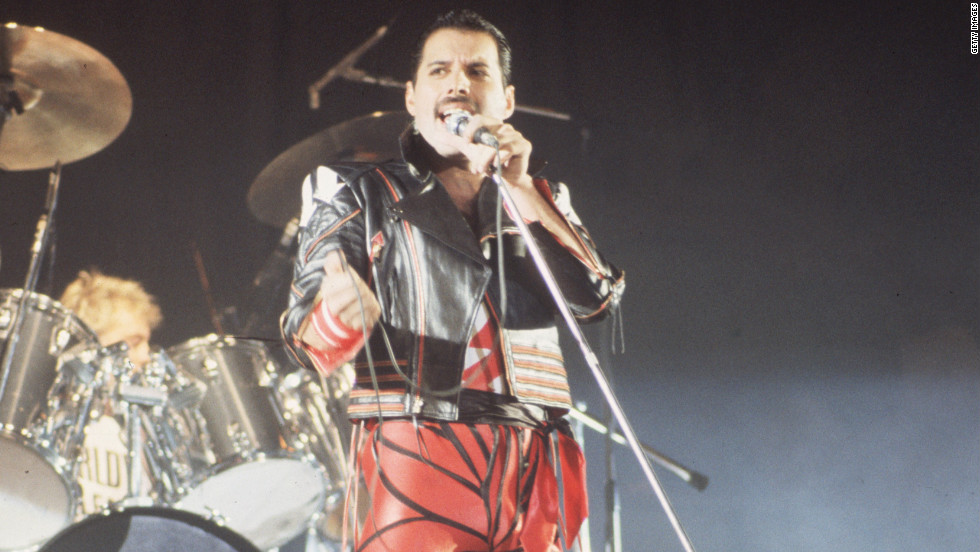 BOOK OF THE MONTH: Somebody to Love: The Life, Death and Legacy of Freddie Mercury