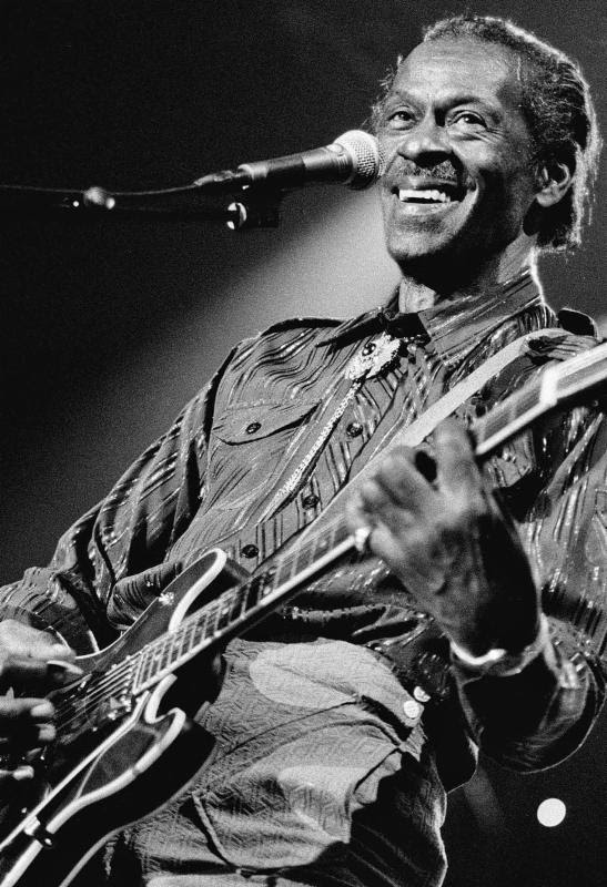 "IN MEMORIAM: ""Inventor"" of Rock & Roll – Chuck Berry Dies – Hail, Hail, Chuck Berry!"