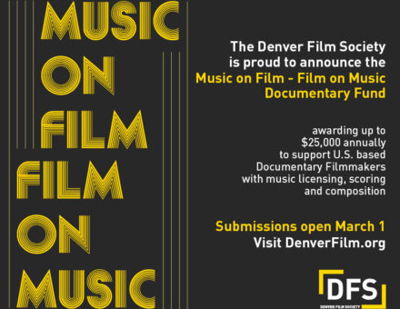 TALENT NEEDED: Music on Film-Film on Music (MOFFOM) Documentary Grant // Creative-In-Residence 2017 Program