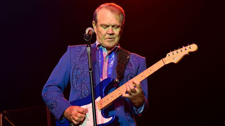 REPORTS: Glen Campbell's Widow Opens Up About the Emotional Final Days of His Alzheimer's Battle: 'There's a Sense of Relief'