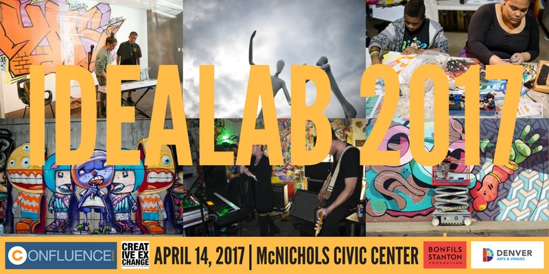 EVENTS: Join us for IdeaLab 2017! Friday, April 14, 2017