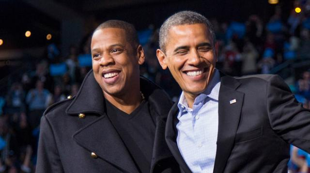 KUDOS: Watch Barack Obama Honor Jay Z With Songwriters Hall of Fame Speech