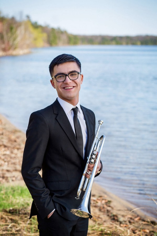 REPORTS: Go Fund Me Set Up to Assist Baset, a 17 Year Old Trumpet Player From Afghanistan