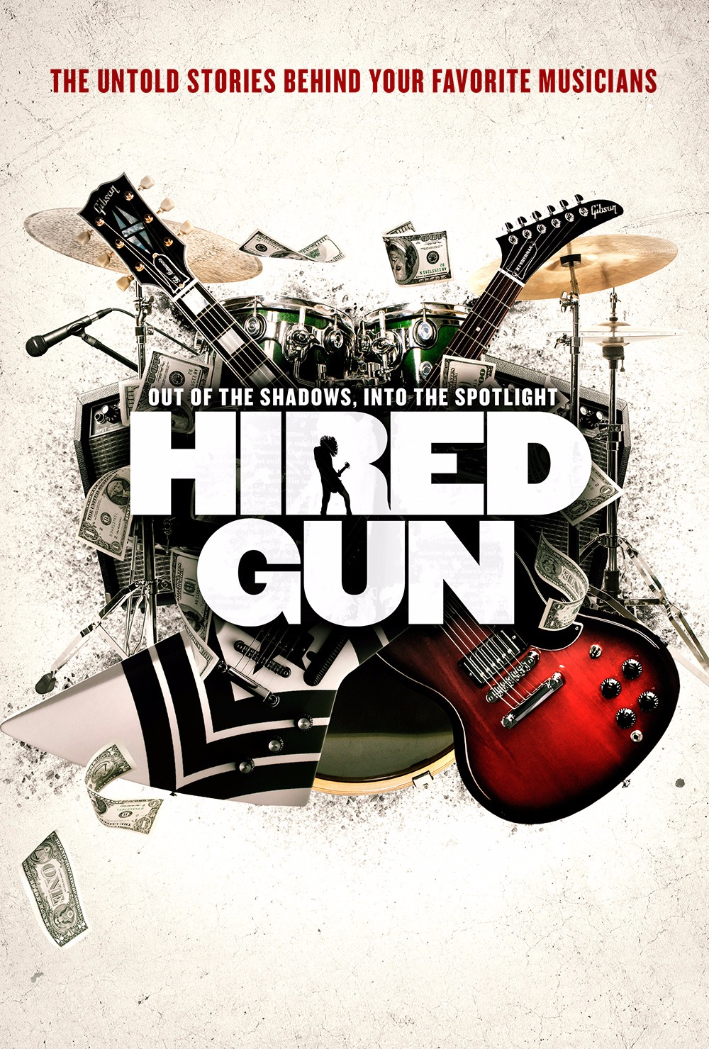 EVENTS: TONIGHT: Premier of Hired Gun – The Documentary: Stories of Musicians Behind the Stars