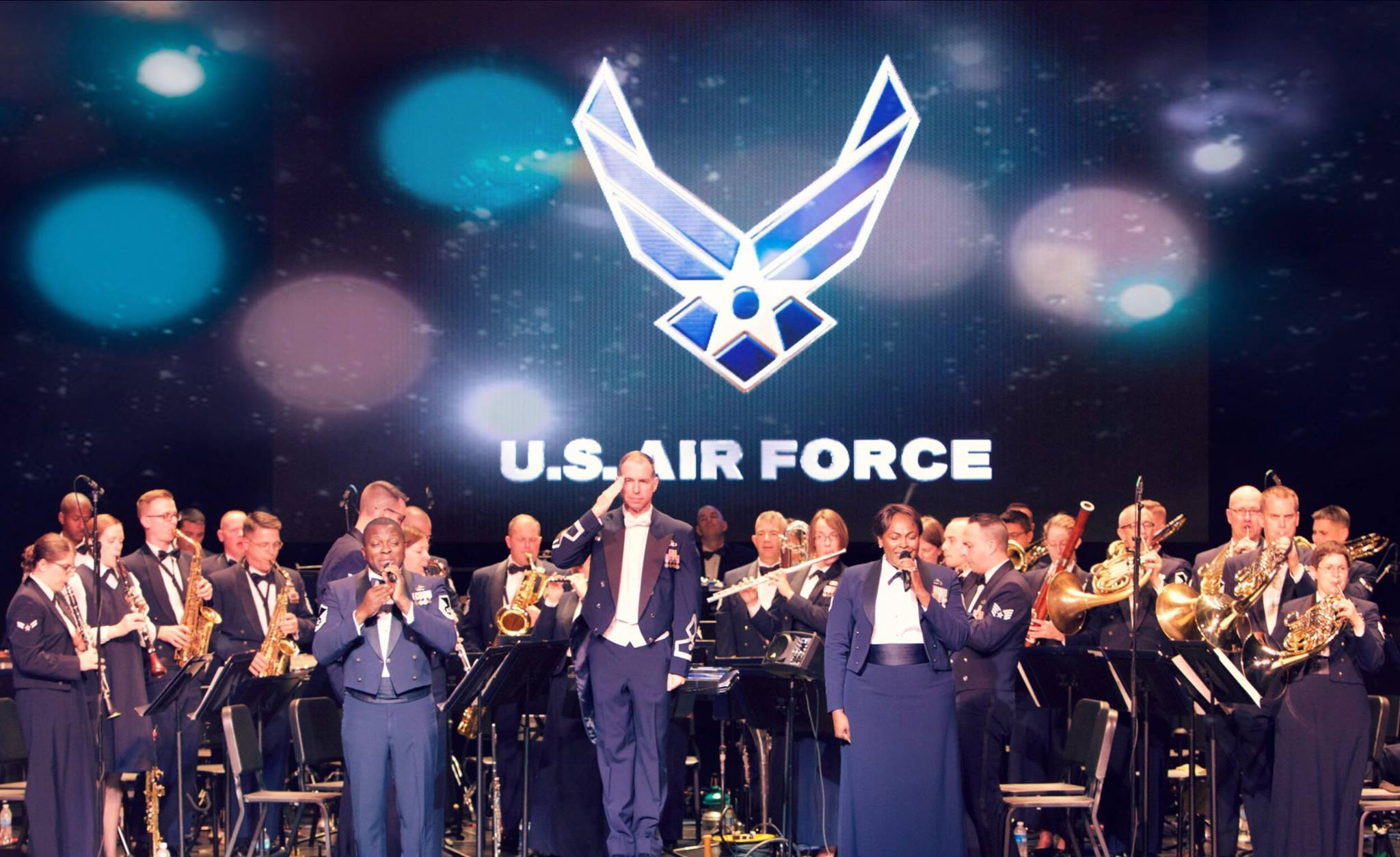TALENT NEEDED: United States Air Force Bands are Looking for Vocalists!