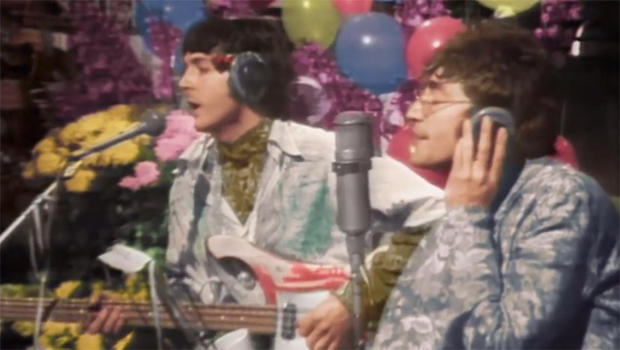 "INTERESTING BITS: The Beatles Classic ""All You Need Is Love"" Turns 50 (Video)"