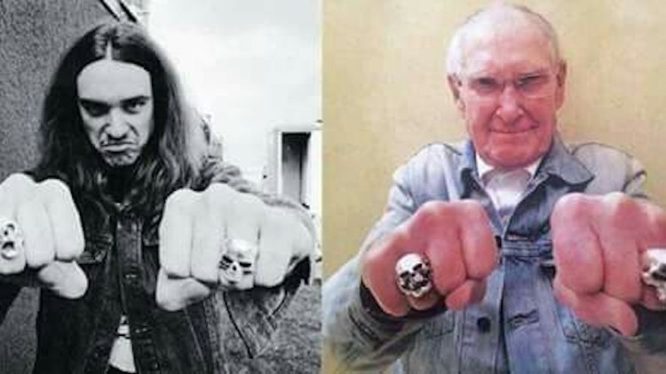KUDOS: Cliff Burton's Dad Donates His Son's METALLICA Royalty Checks To A Music Scholarship Program