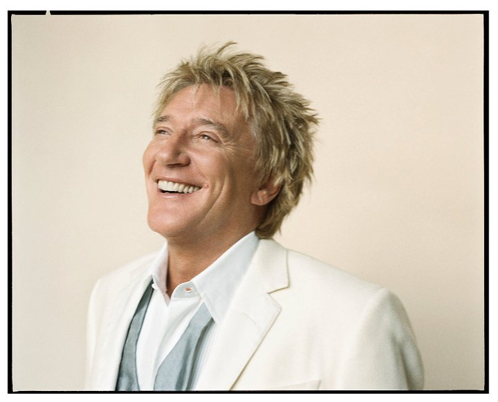 NEWS: Rod Stewart Pays Travel Costs for Kids With Disabilities to Come to DC to Protest Medicaid Cuts