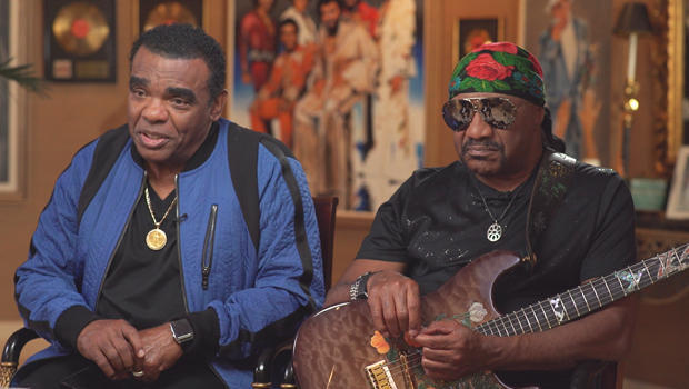 "RESEARCH: The Isley Brothers & Santana Collaborate on ""A Little Bit of Heaven"""