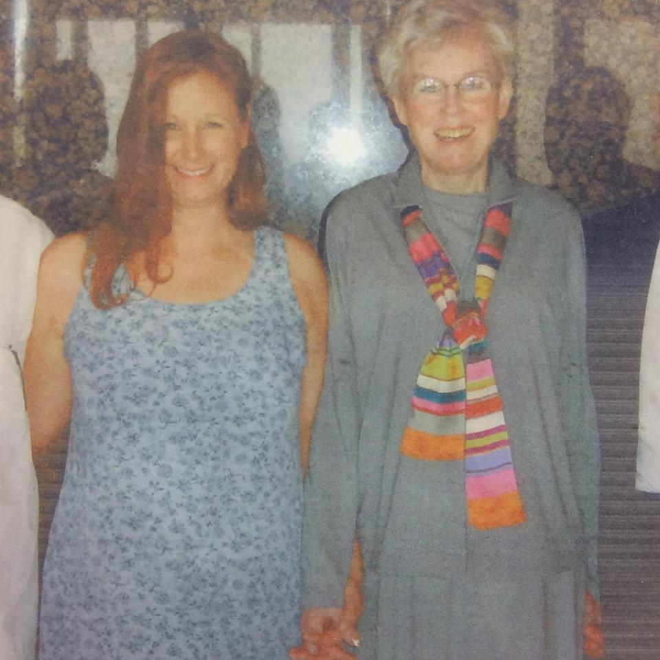 THOUGHTS & PRAYERS: Jill Watkins Michko's Mother Passes
