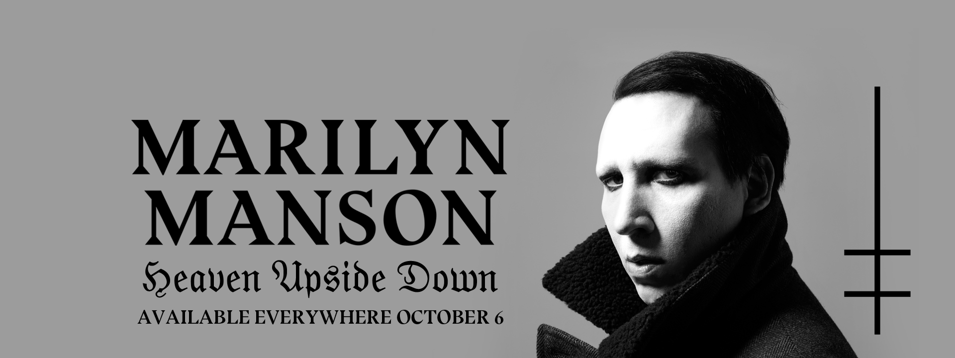 NEWS: Marilyn Manson Cancels Nine Shows After NYC Stage Injury