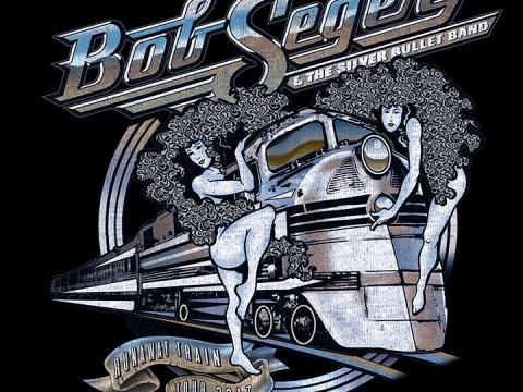 NEWS: Bob Seger Postpones 2017 Runaway Train Tour for Medical Reasons