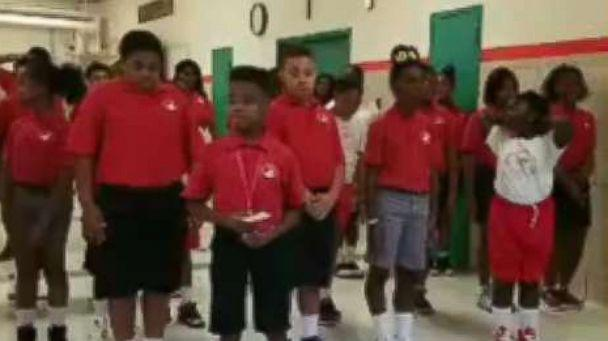 KUDOS: Baltimore Middle-School Choir Shares Inspiration Behind Enthralling 'Rise Up' Performance