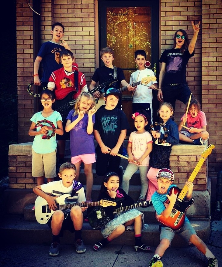 EVENTS: Denver's School of Rock to Hold Fundraiser at the Mercury Café