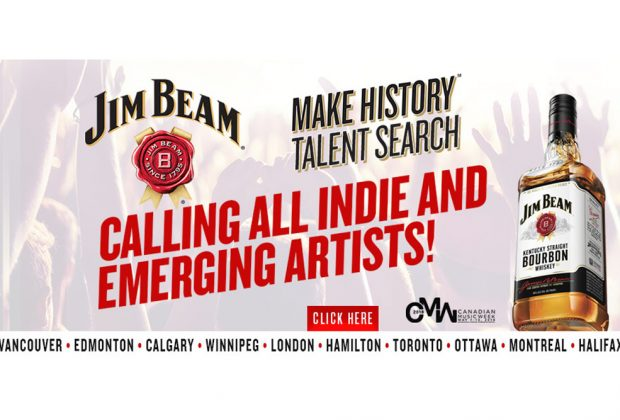 "TALENT NEEDED: Jim Beam ""Make History"" Talent Search Accepting Submissions"
