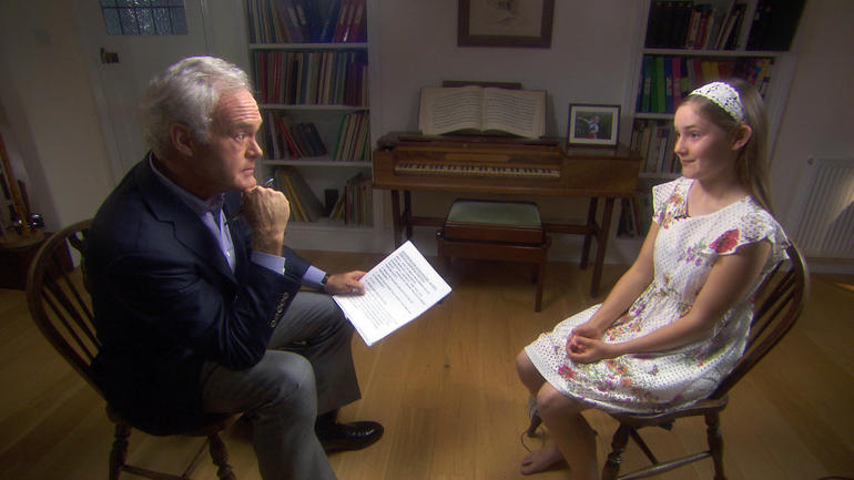 "REPORTS: The 12-year-old Prodigy Whose ""First Language"" is Mozart"