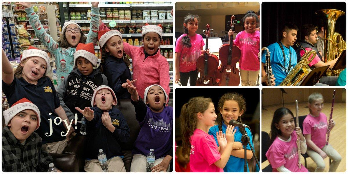 TALENT NEEDED: El Sistema – Music Program in 3 Denver Schools