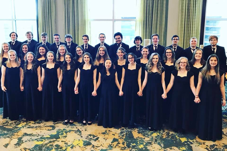 NEWS: 34 Students from Arvada West HS Make All State Choir