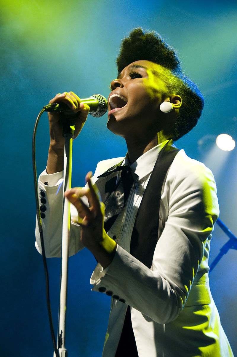 REPORTS: Janelle Monae's Empowering Message at The Grammys