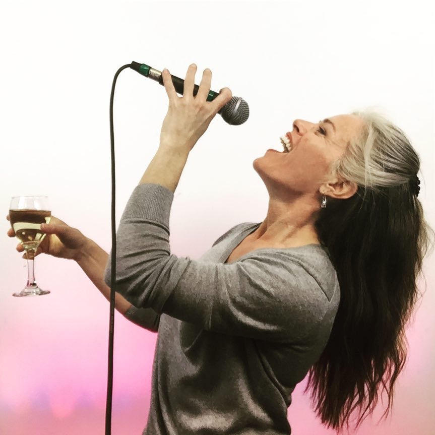 EVENTS: Adrienne Osborn Starting Wine, Women and Song Event March 27th