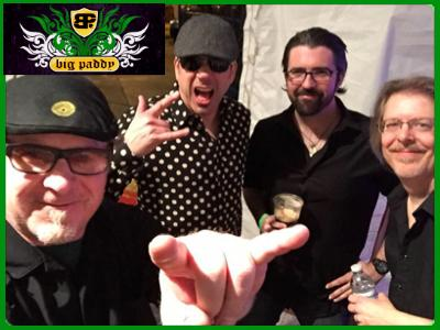 EVENTS: Saturday is St. Patrick's Day! GET YOUR IRISH ON with COMBO member's Big Paddy!