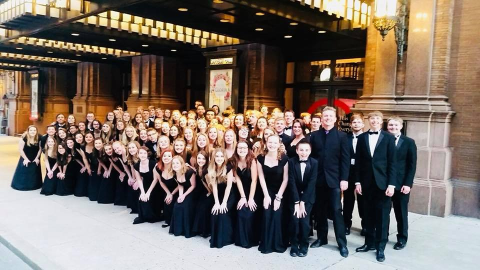 KUDOS: Chris Manua Conducts Varsity West as They Perform a Sold Out Solo Concert at Carnegie Hall