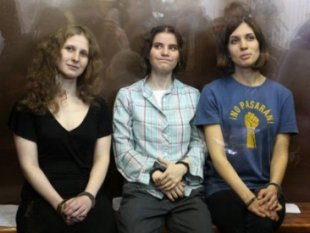 NEWS: Two Members of Pussy Riot Who Went Missing in Russia Found Safe