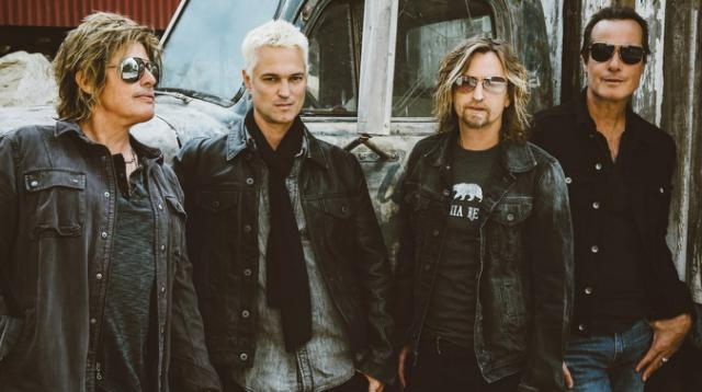 NEWS: New Stone Temple Pilots Singer Jeff Gutt Reveals Chester Bennington Connection, Premieres New Song