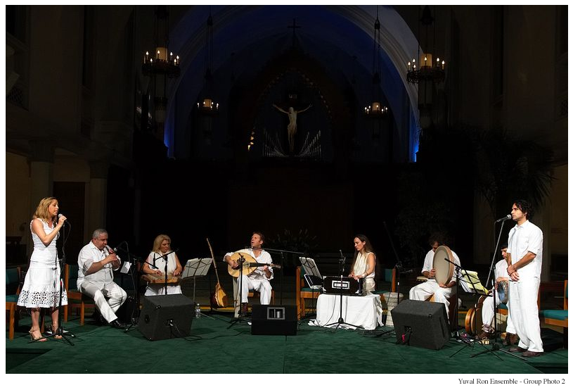 EVENTS: Unity of the Heart: Yuval Ron Ensemble Concert This Coming Sunday, March 3rd at 3:30 p.m.