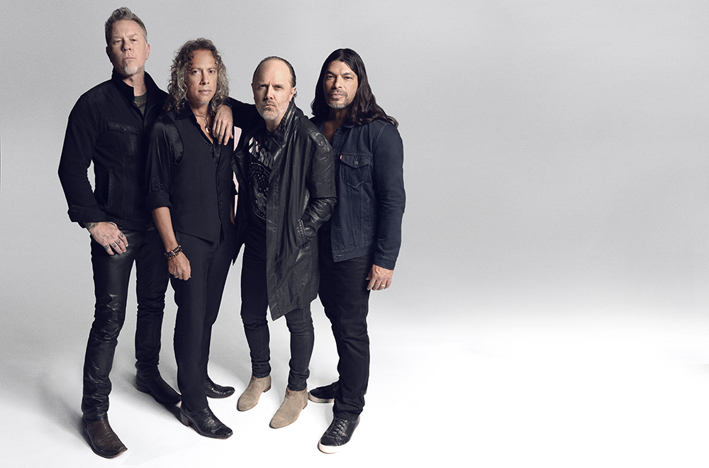 KUDOS: Metallica, Afghanistan National Institute of Music Named 2018 Polar Music Prize Laureates