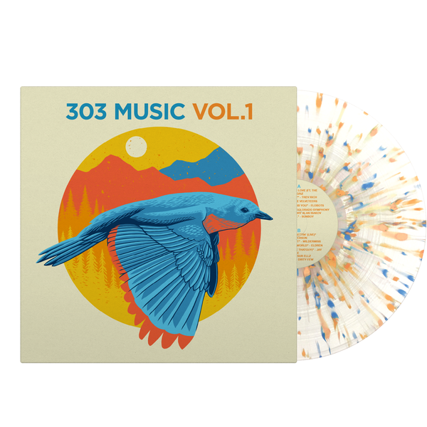 EVENTS: 303 Magazine and Vinyl Me, Please Release Colorado Compilation (Vinyl) Record