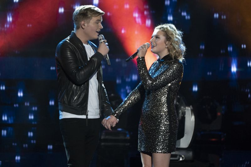 KUDOS: 'American Idol' Winner Maddie Poppe Opens Up About Caleb Lee Hutchinson Romance, Katy Perry Advice