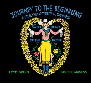 KUDOS: Coastal Bend Music Releases New Record by Lloyd Green and Jay Dee Maness