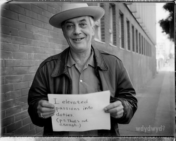 IN MEMORIAM: Larry Harvey (Burning Man), Charles Neville (Neville Bros.), Tim Calvert (Nevermore), Art Simmons (pianist for Billie Holiday)
