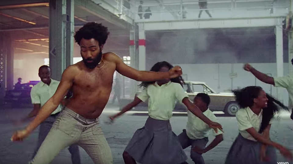 """RESEARCH: Donald Glover Is Watching You Watch Him: """"This is America"""""""
