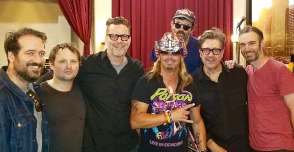 RESEARCH: Bret Michaels Talks Poison in the Post-Grunge, Pre-#MeToo Era