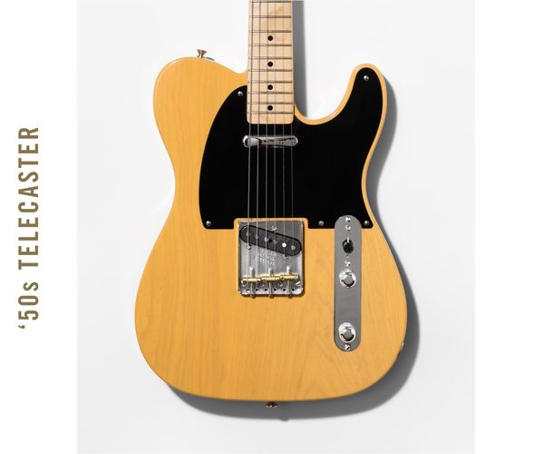 NEWS: Fender Revamps Its Electric Guitars Amid Sales Recovery