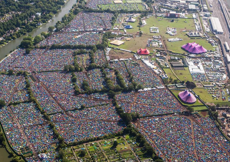 REPORTS: Britain's Biggest Festival Organiser Dismays Campaigners by Backtracking on Support for Drug Testing