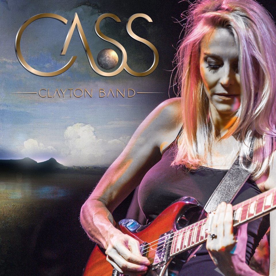 FEATURED MEMBER: For July, Blues / Rock Musician Cass Clayton